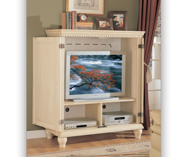 Tv armoire furniture flat screen tv armoire for Armoire tv