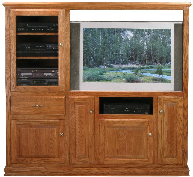 Tv armoire furniture tv cabinets furniture for Armoire tv